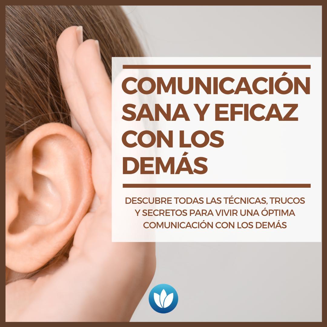 COMUNICACIÓN CON LOS DEMÁS