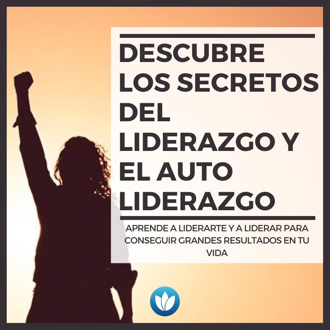 DESCUBRE LAS CLAVES DEL LIDERAZGO Y EL AUTO LIDERAZGO