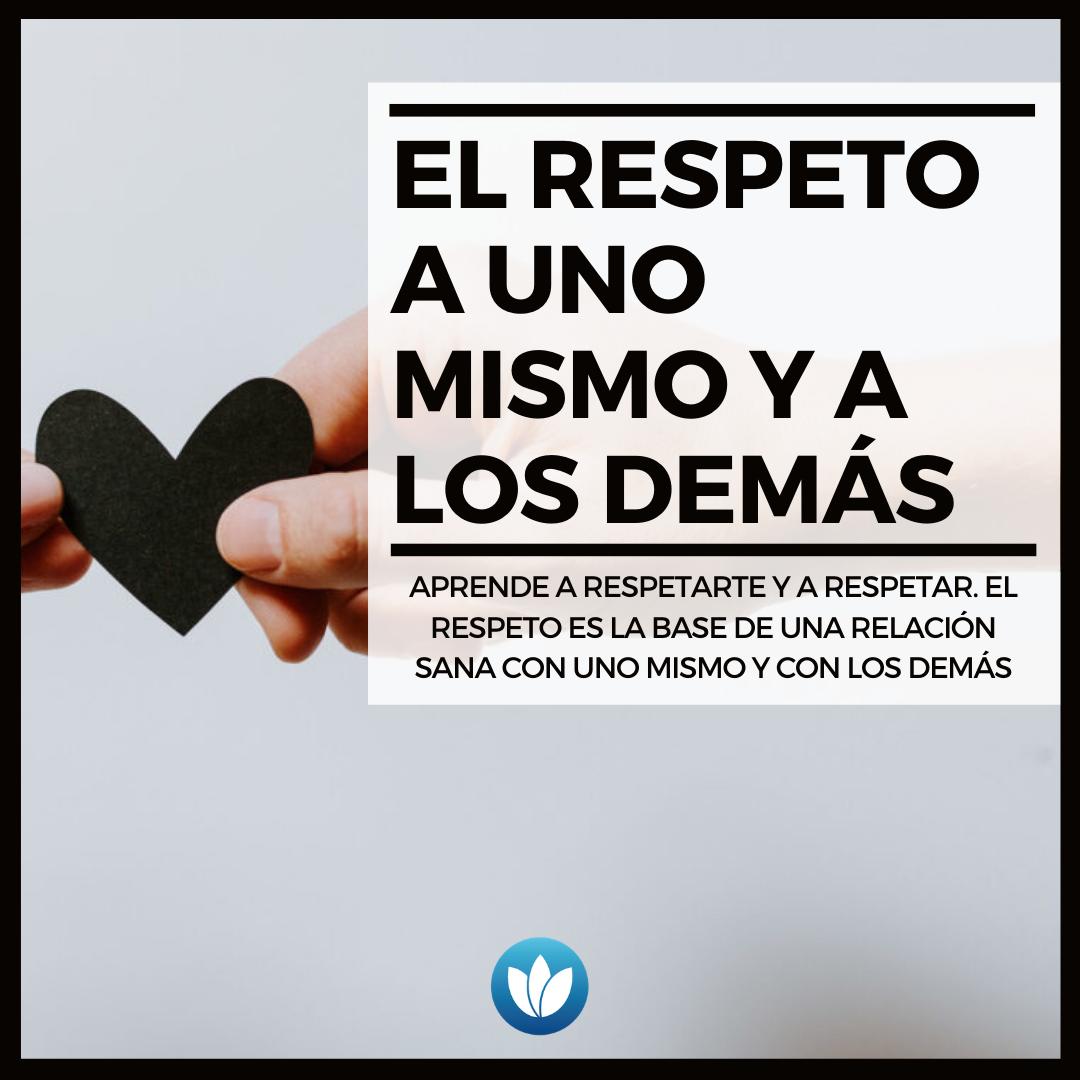El respeto a uno mismo y a los demásar el estrés físico y emocional (1)